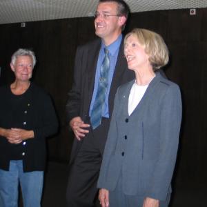 Erika Coché, Wilfried Klein , Bärbel Dieckmann