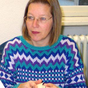 Gieslint Grenz , schulpolitische Sprecherin der SPD-Ratsfraktion
