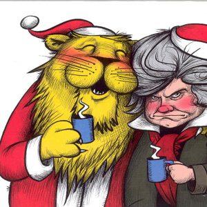 Wir wünschen ein schönes, besinnliches Weihnachtsfest sowie ein friedliches und gesundes neues Jahr