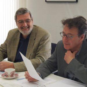 Georg Fenninger und Werner Esser