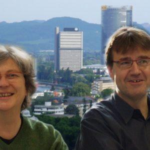 Bärbel Richter und Wilfried Klein