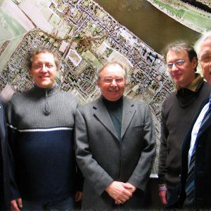 Helmut Kollig, Adi Eickhoff, Wolfgang Maiwaldt, Werner Esser, Karl-Wilhelm Starke