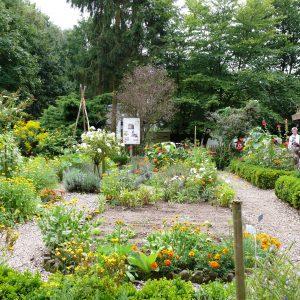 Bauerngarten am Haus der Natur