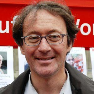 Werner Esser, stellvertretender Vorsitzender der SPD-Fraktion im Rat der Stadt Bonn und verkehrspolitischer Sprecher der SPD-Fraktion