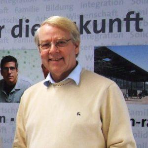 Wolfgang Hürter, umweltpolitischer Sprecher der SPD-Fraktion im Rat der Stadt Bonn