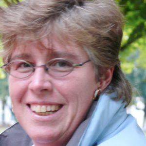 Angelika Esch, stellvertretende Vorsitzende der SPD-Fraktion im Rat der Stadt Bonn