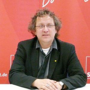 Adi Eickhoff, Sprecher der SPD-Fraktiom im Integrationsrat der Stadt Bonn