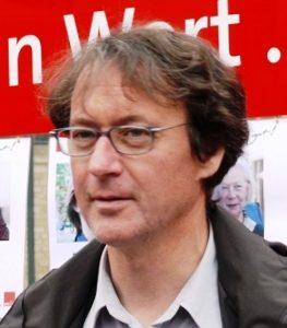 Werner Esser, planungspolitischer Sprecher der SPD-Fraktion im Rat der Stadt Bonn