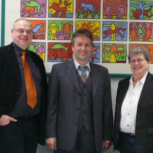Martin Schilling, Jürgen Nimptsch, Bärbel Richter