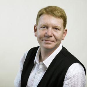 Dieter Schaper, Stadtverordneter und Sprecher der SPD-Fraktion in der Bezirksvertretung  Beuel