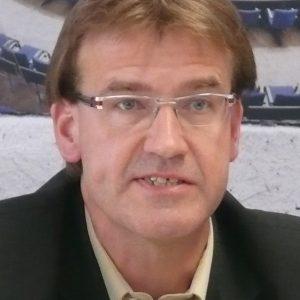 Wilfried Klein, Vorsitzender der SPD-Fraktion im Rat der Stadt Bonn