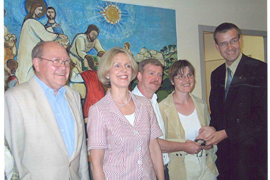 Preisträger 2004 Thiebes